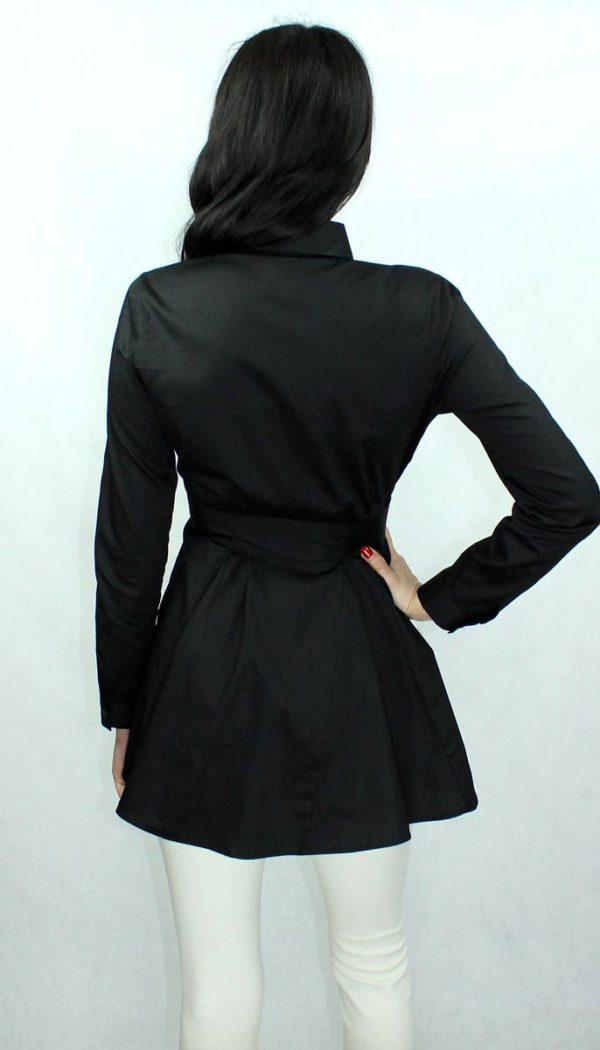 Crna košulja Župac