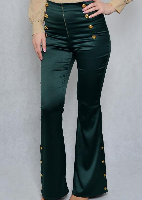 Divo zelene pantalone, Zupac