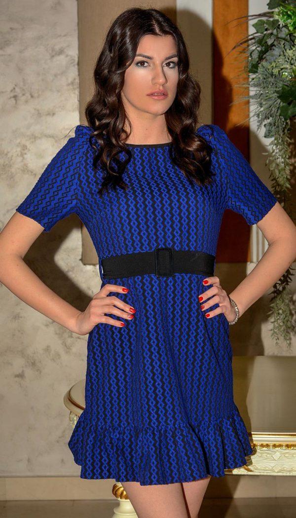 Frame plava haljina Župac