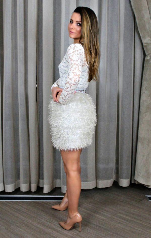 Bela haljina Aurora, Župac