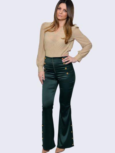 Divo zelene pantalone Župac