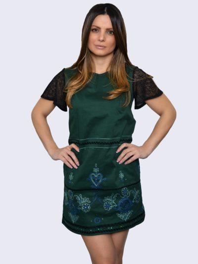 Embro pamučna haljina Župac